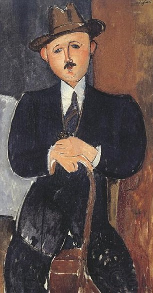 4. This is Definitely the Modigliani You Are Looking For