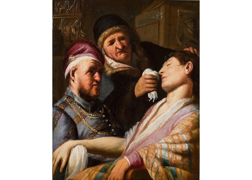 The Leiden Collection Goes to Moscow