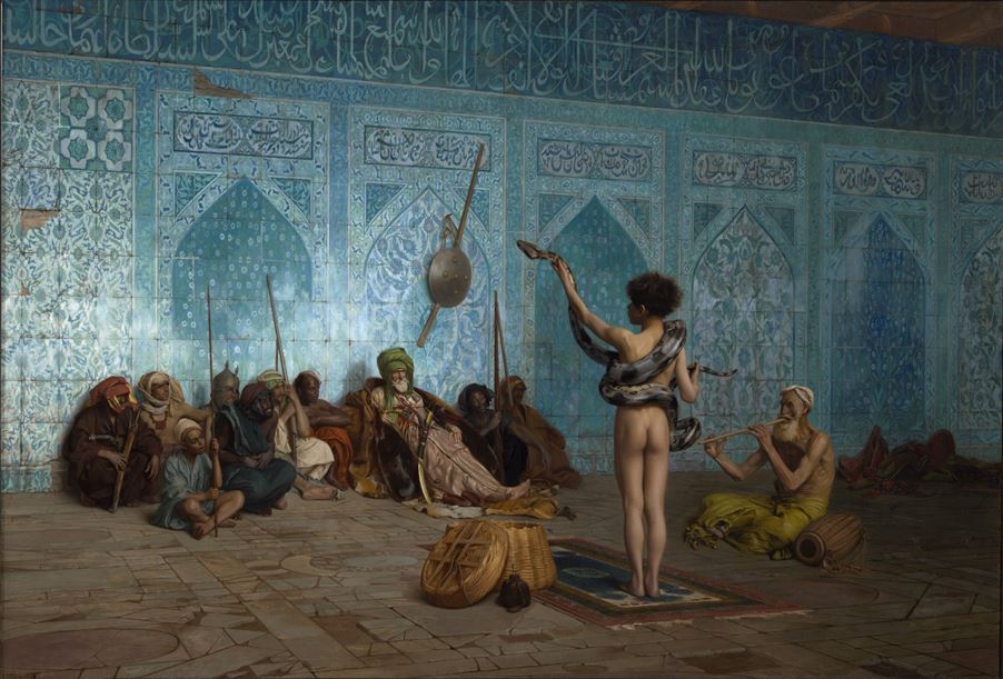 Who Deals in Orientalism Today?