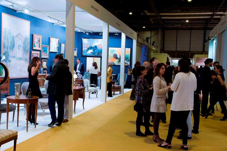 FERIARTE 2018: EXCLUSIVE ANTIQUES FOR CONTEMPORARY HOMES