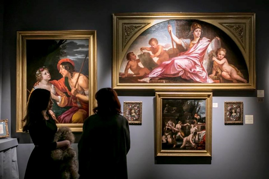Fine Arts Paris reviltalising the fine arts