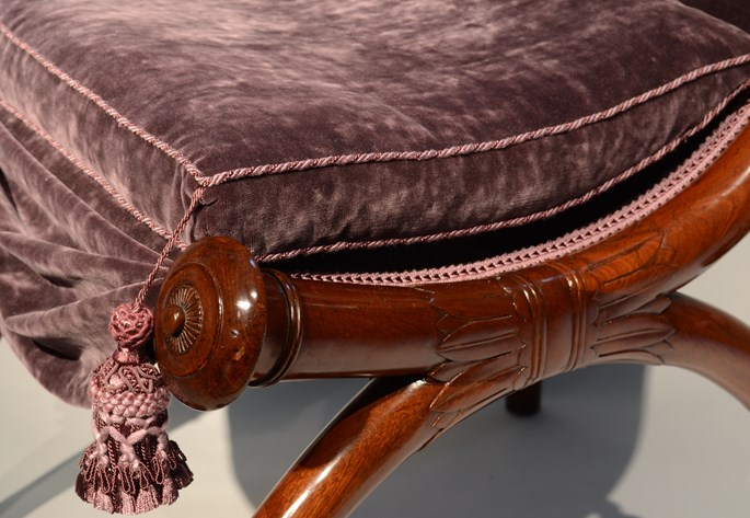 Georges  Jacob - The Etruscan chair (Siege a l'antique)   MasterArt