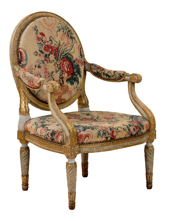 THE VICEROY OF SAVOY NEOCLASSICAL ARMCHAIRS