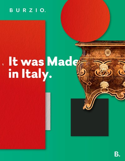 It was made in Italy