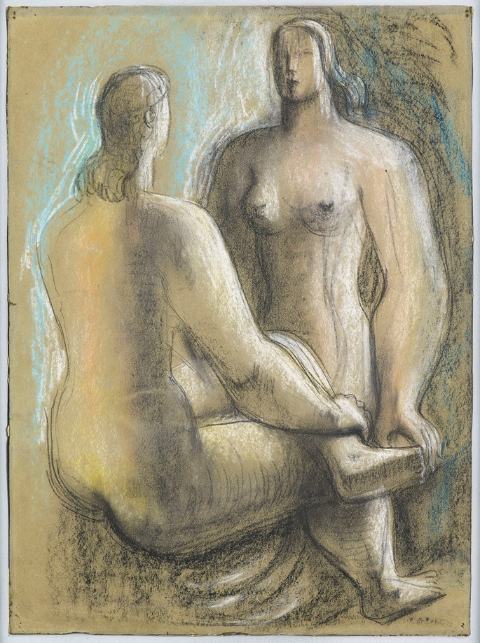 Frank Dobson - Study for Leisure II | MasterArt
