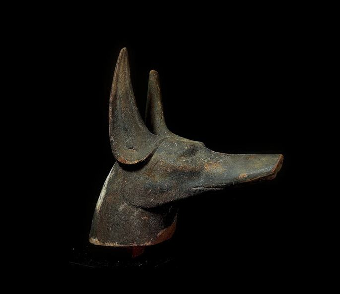 Head of Anubis | MasterArt