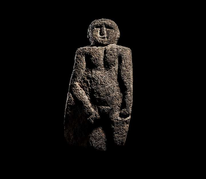 Neolithic Figure