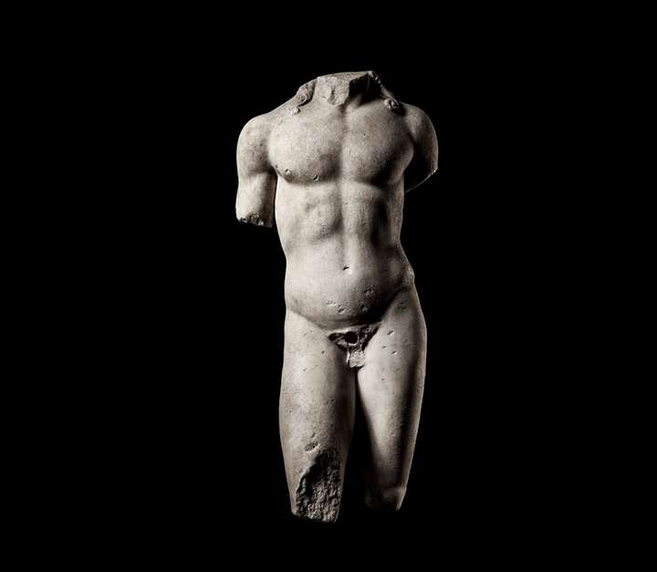 Torso of Dionysus