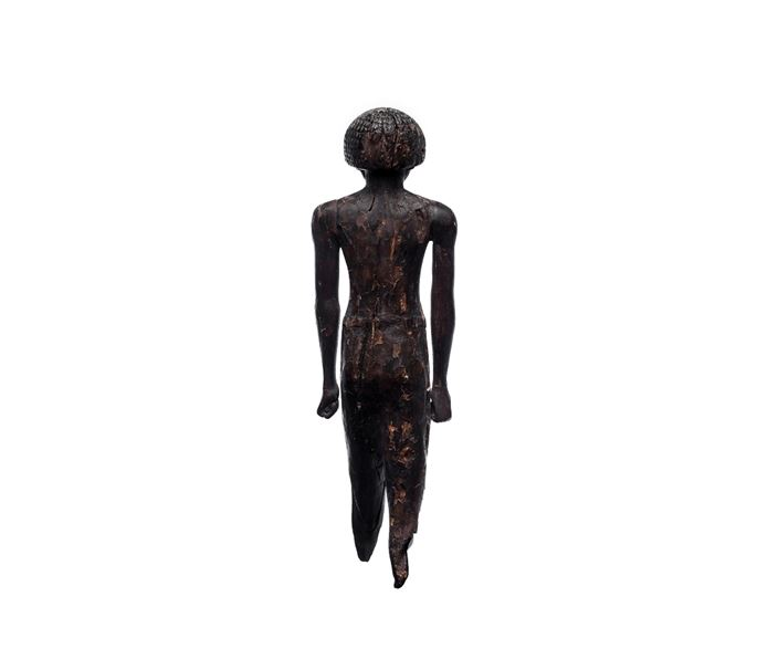 Wooden Statue of a Man | MasterArt