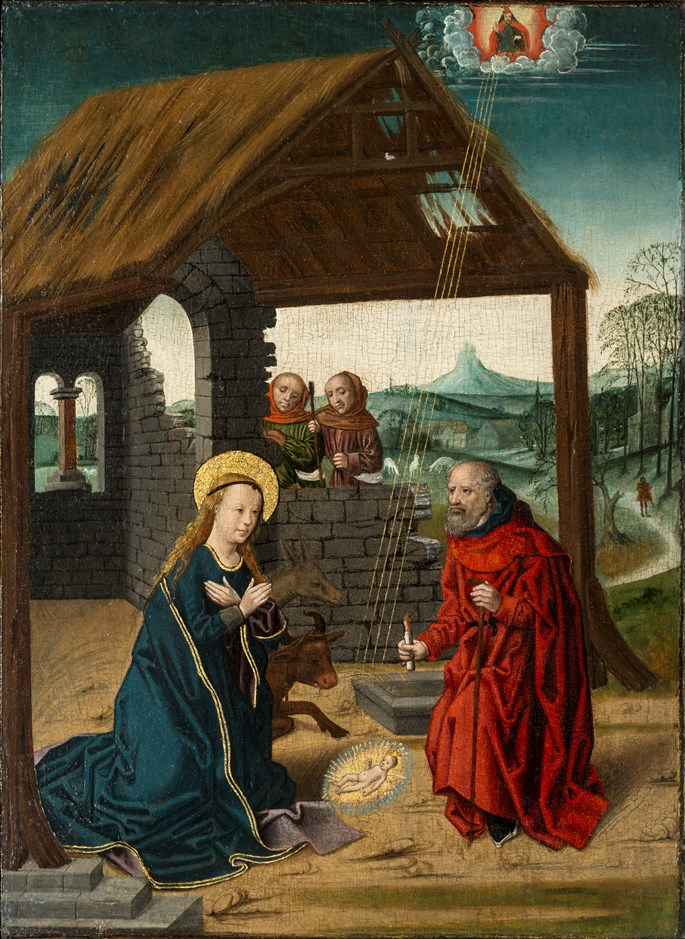 The Nativity   | MasterArt