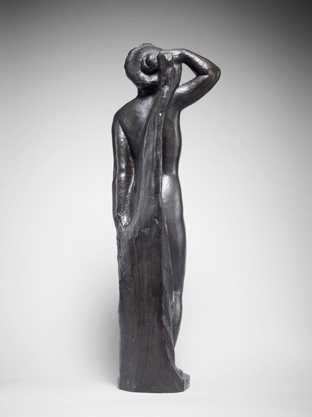 Aristide MAILLOL - Large Standing Bather | MasterArt