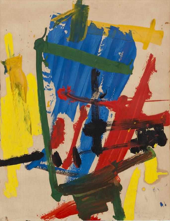 Franz KLINE - Untitled | MasterArt