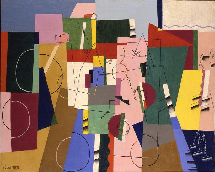 Georges VALMIER - Landscape | MasterArt