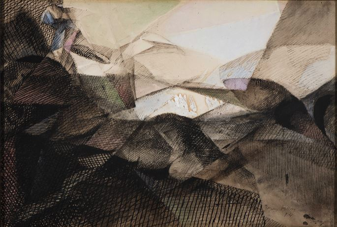 Jacques VILLON - Cavalier | MasterArt