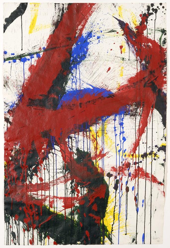 Norman  Bluhm - Composition | MasterArt