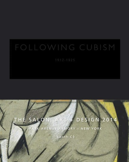 Following Cubism 1910 - 1925