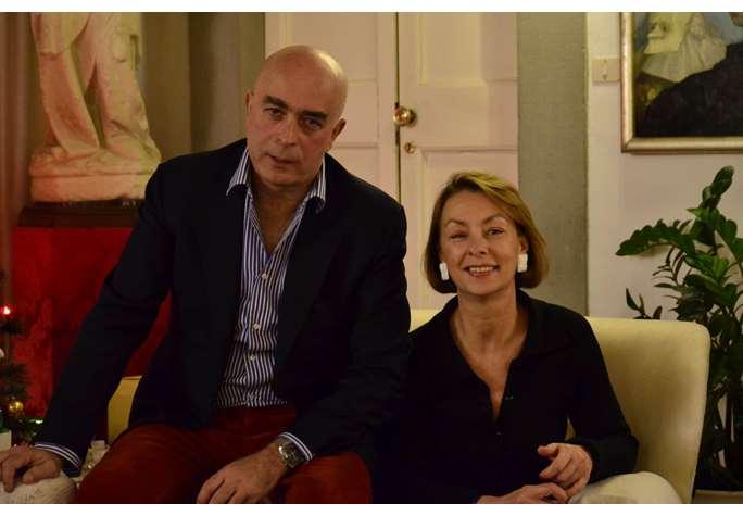 FRANCESCA ANTONACCI and DAMIANO LAPICCIRELLA