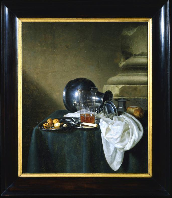 Simon Luttichuys - Still life  | MasterArt