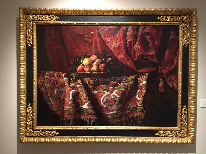 Francesco Noletti - Carpet Still Life    | MasterArt
