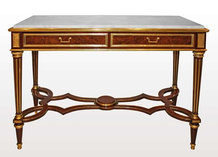 A Louis XVI Console Table
