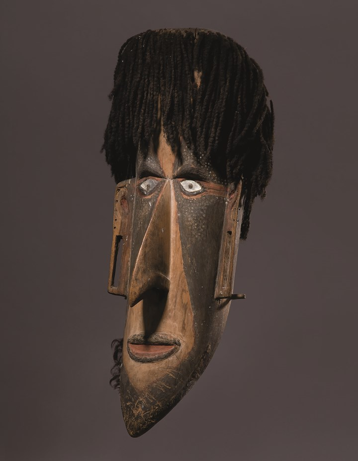 Northern Torres Strait mask