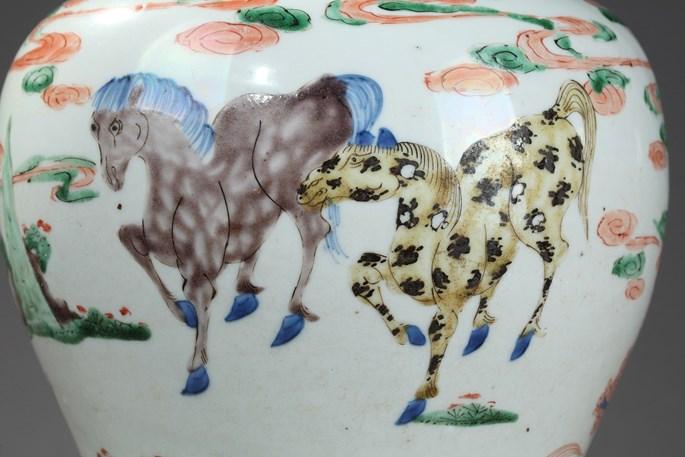 Porcelain vase yen yen | MasterArt
