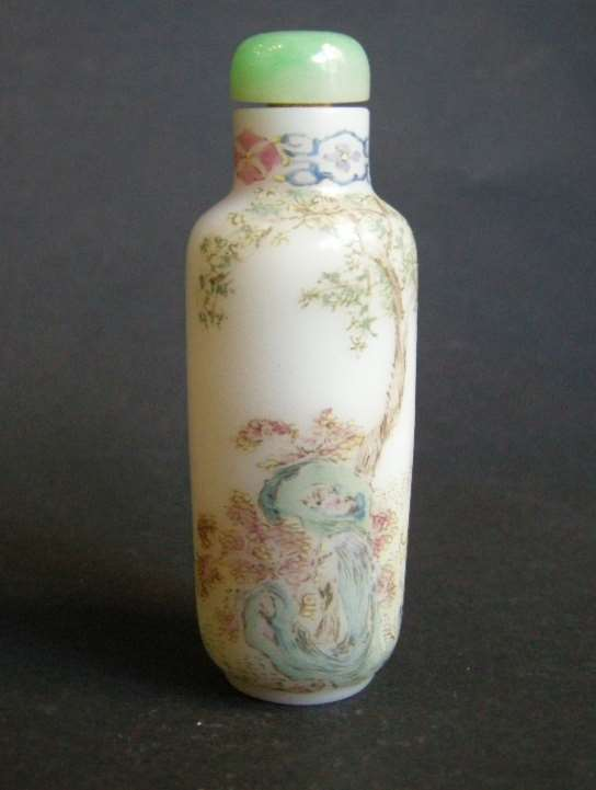 Rare snuff bottle