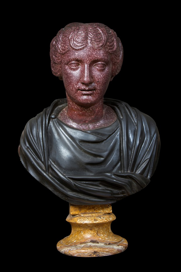 Bust of Faustina the Younger