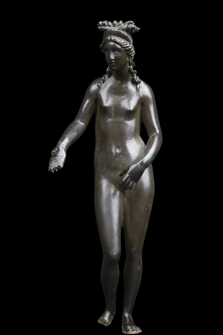 Figure of Aphrodite Pudica