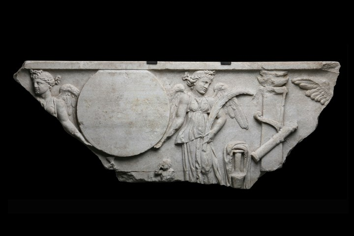 Fragment of a Sarcophagus