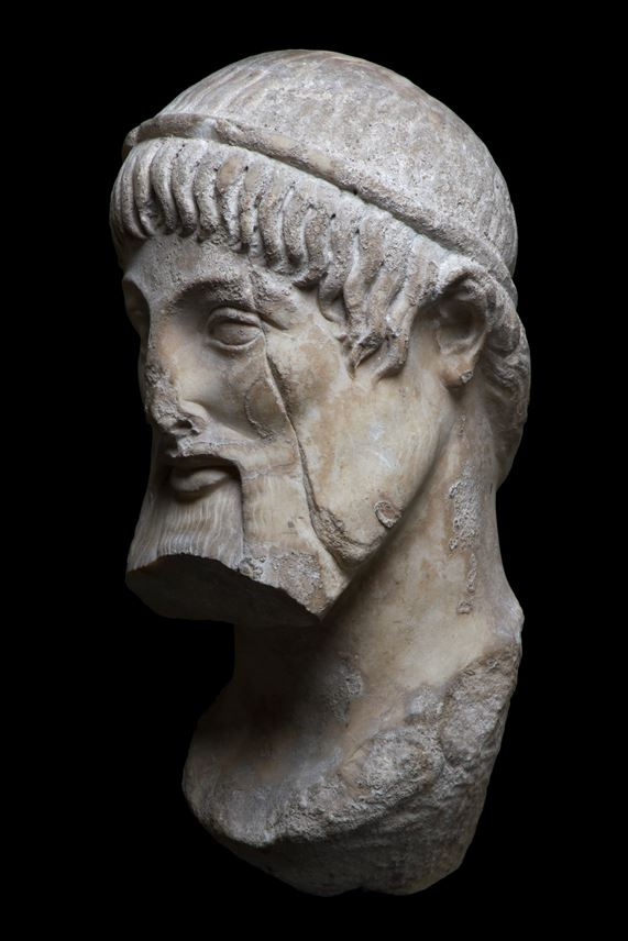 Head of Hermes | MasterArt