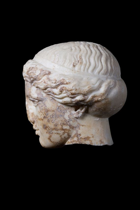 Head of Venus Genitrix | MasterArt