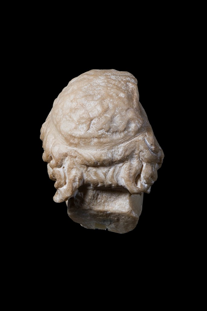 Head of a God, probably Jupiter | MasterArt