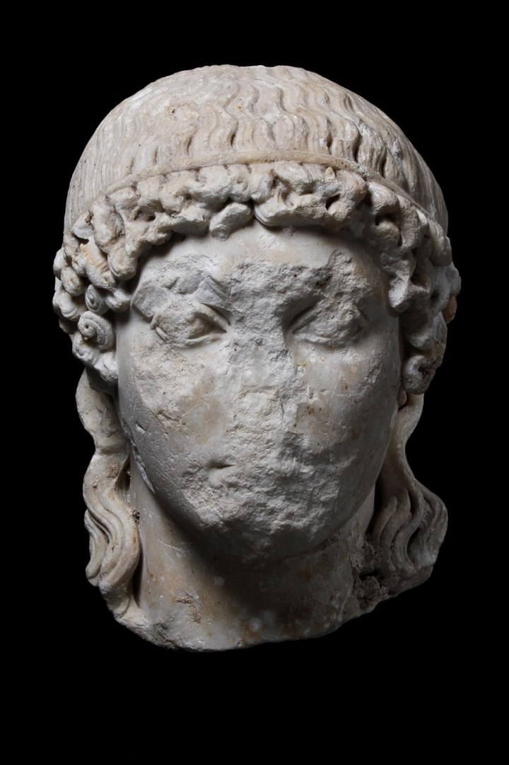Head of the Tiber Apollo