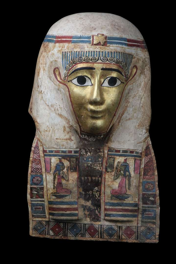 Mummy Mask
