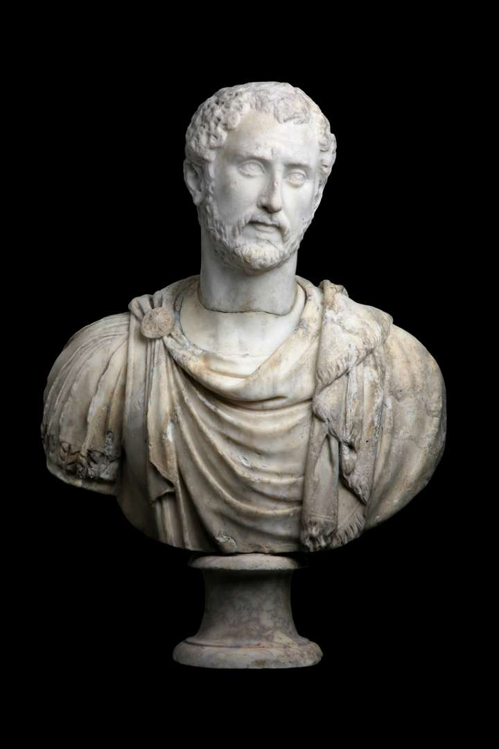 Portrait Bust of Antoninus Pius