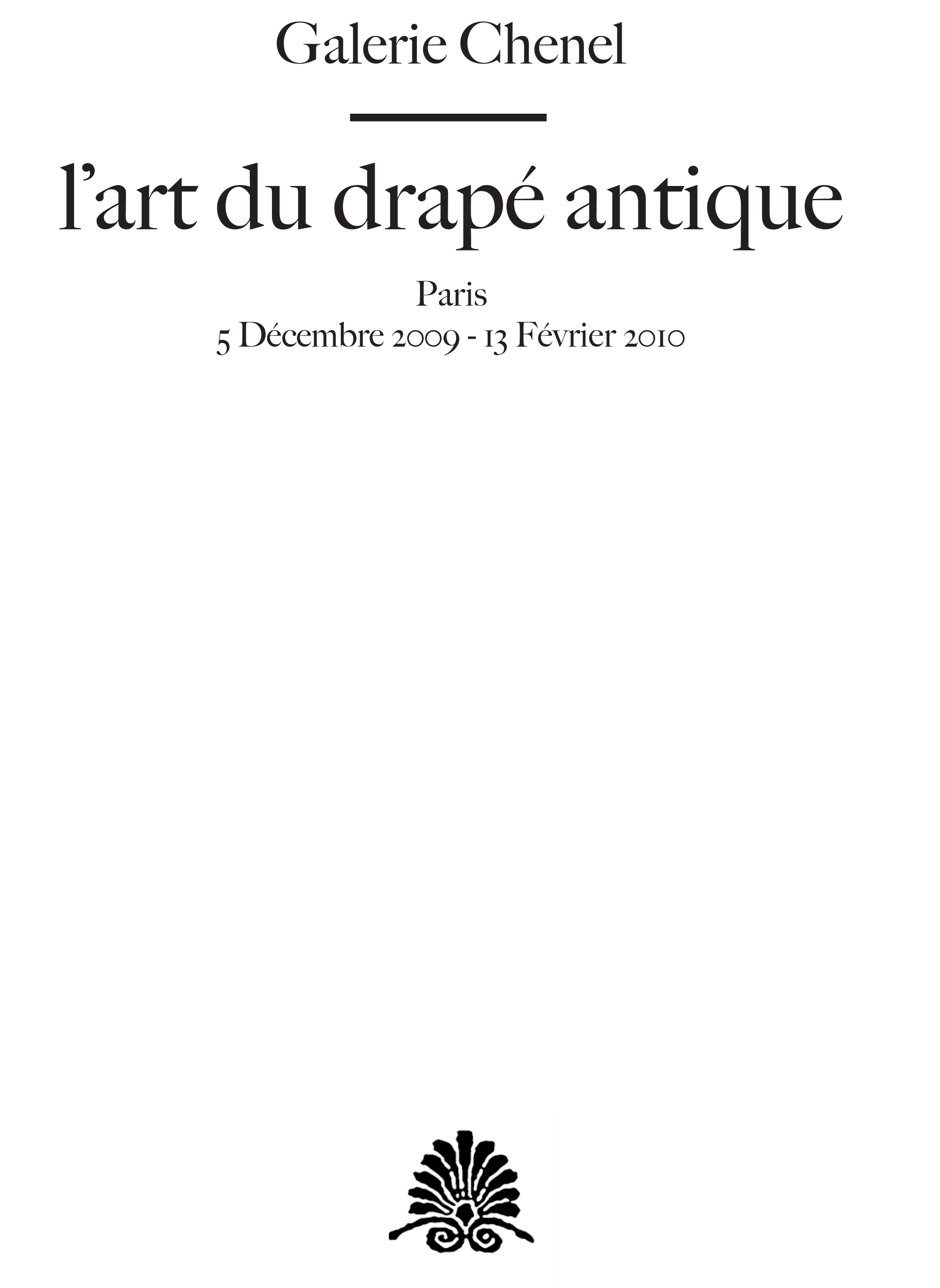 L'art du drapé antique (French)