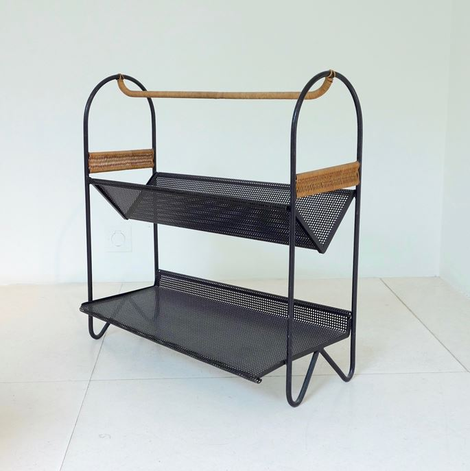 Mathieu Mategot - Table-magazine rack | MasterArt