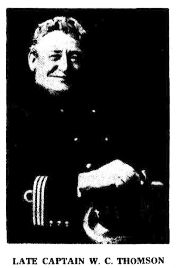 The Captain Thomson Tami Headrest  | MasterArt