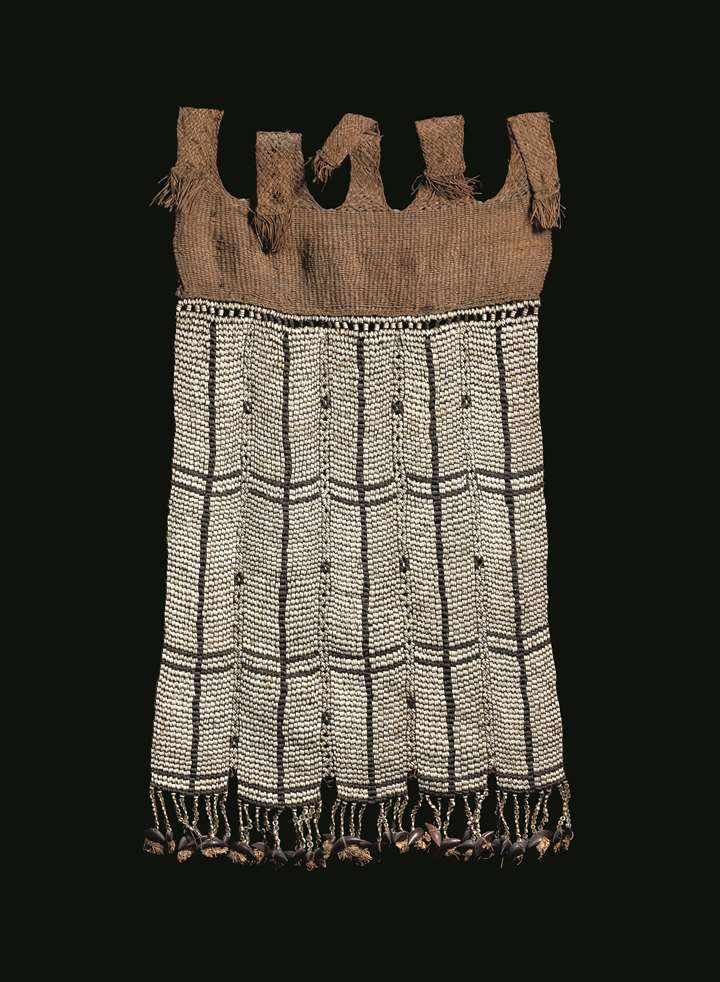 A Man's Ceremonial Apron