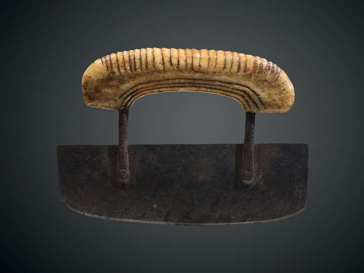 A very fine ulu or woman's knife