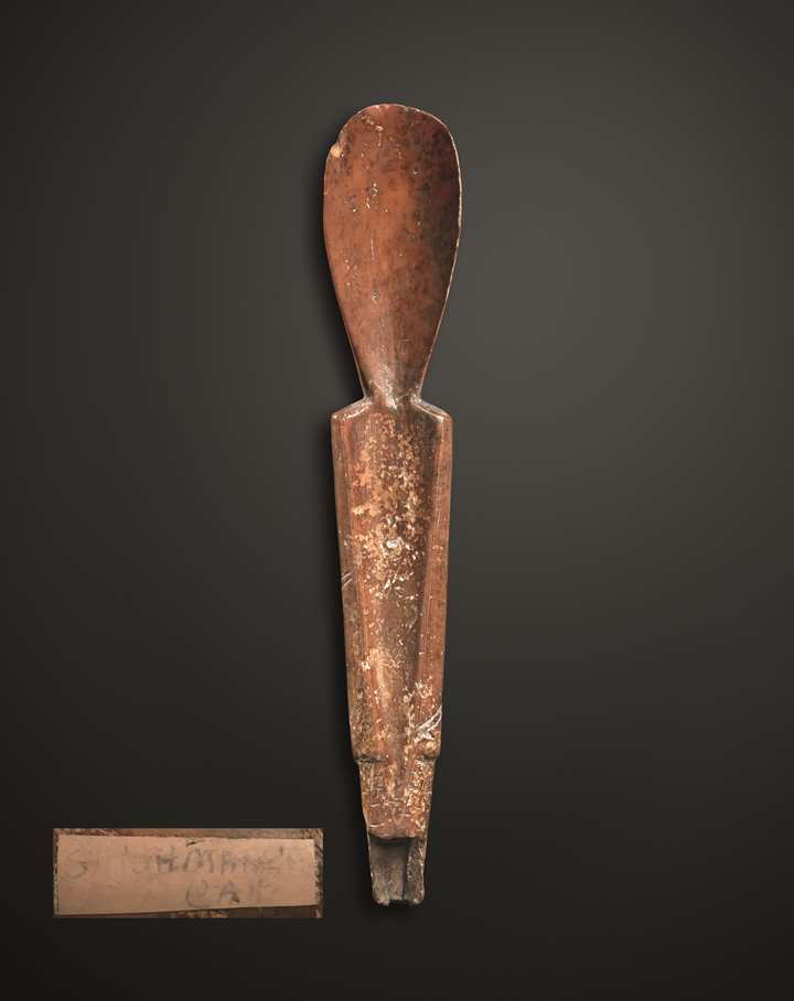 An Anthropomorphic Spoon