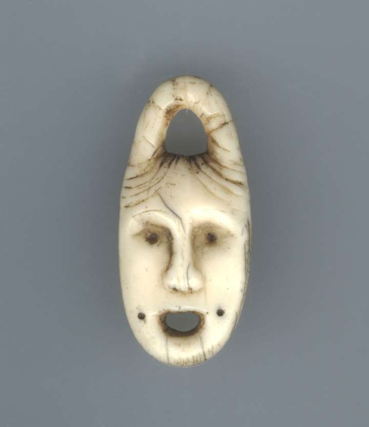 Double Sided Eskimo Face Hanger