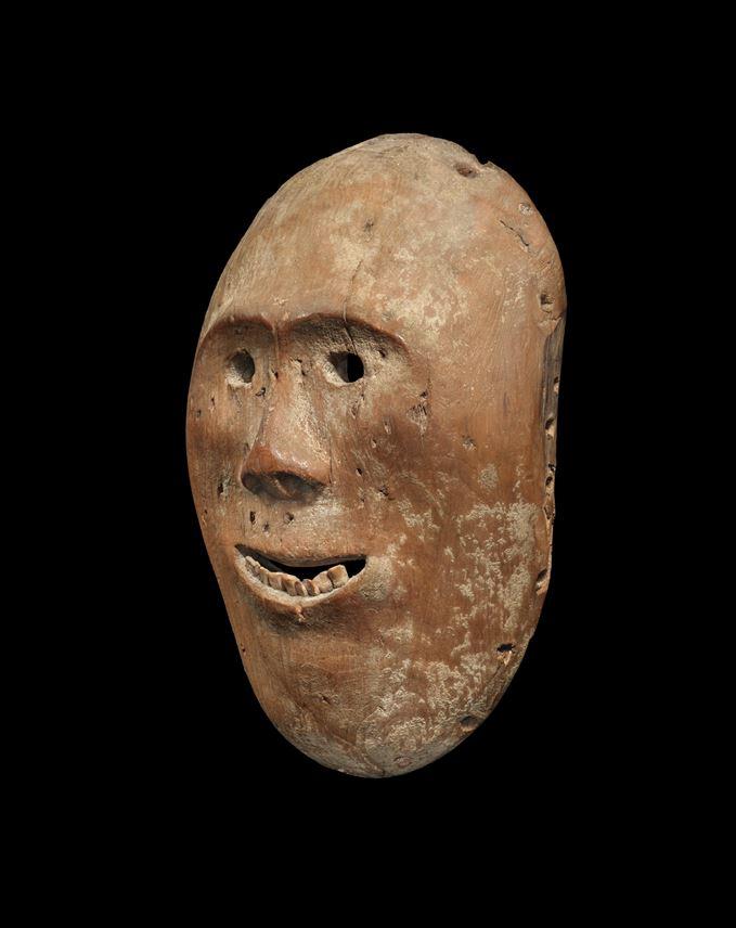 Eskimo Wood Mask | MasterArt