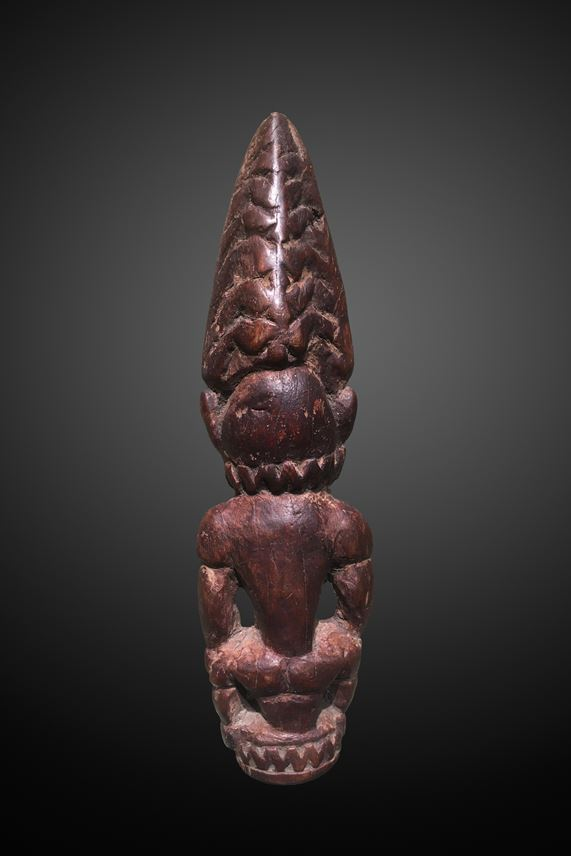 Ramu River Paddle Finial | MasterArt