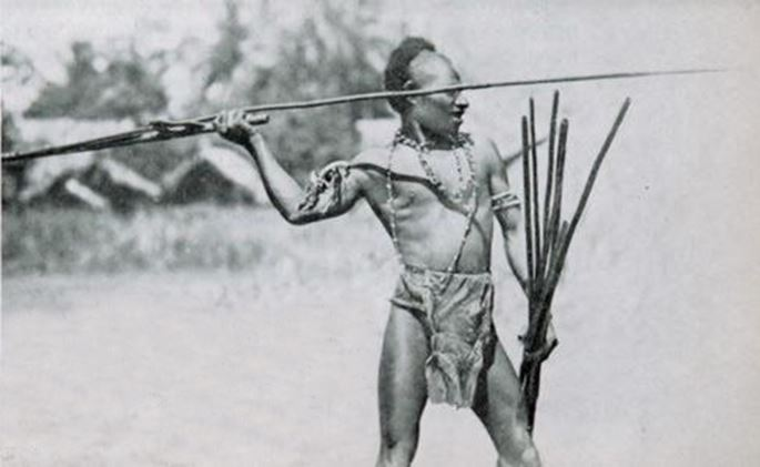 Sepik Spear-Thrower ex Hiltrup Mission | MasterArt