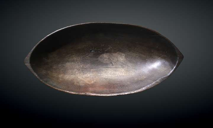 Small Kava Dish ex Pitt Rivers