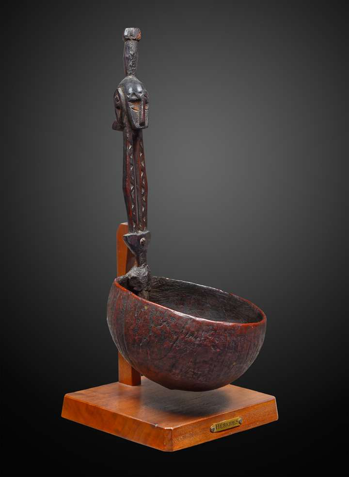 The Paul Guillaume Admiralty Islands Ladle