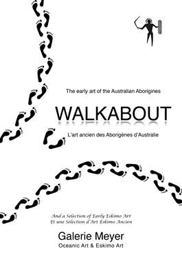Walkabout - L'art ancien des Aborigènes d'Australie