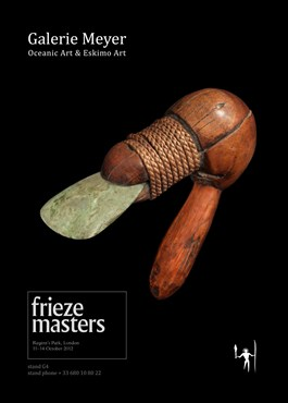 Frieze Masters 2012